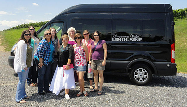 Winery and Brewery Tours